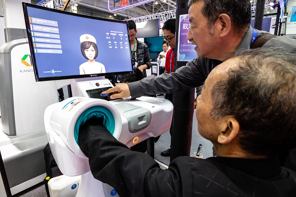 China launches healthcare campaign for elderly citizens in western regions