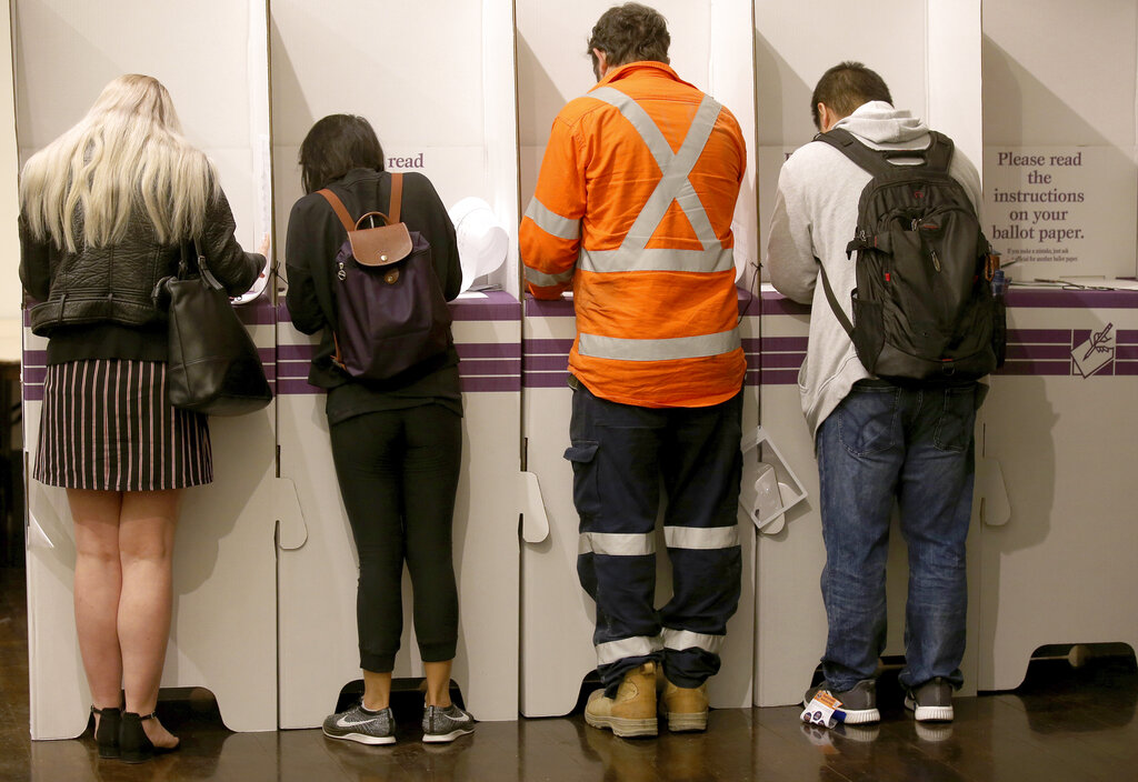 Conservatives set to retain power in Australia election upset: ABC