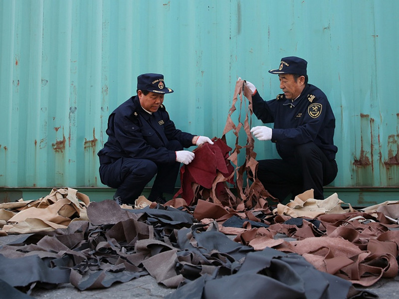 China imports less solid waste in Jan-April