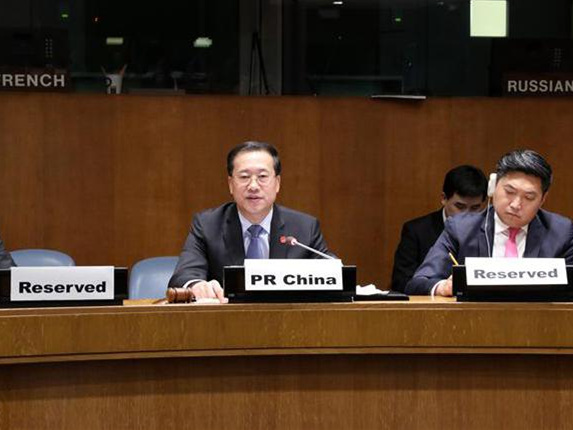 Chinese envoy to UN: Cooperation only right choice for China, US