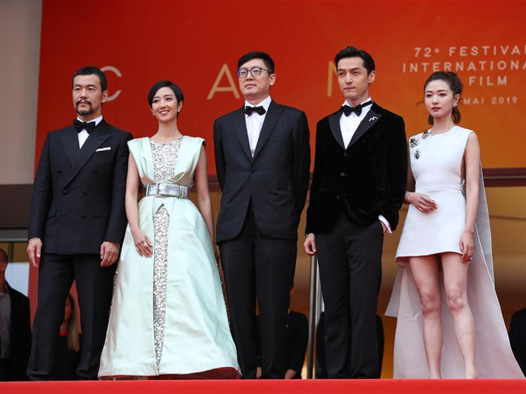 Chinese film 'Wild Goose Lake' premieres at 72nd Cannes Film Festival