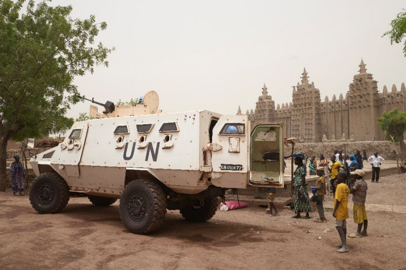 One UN peacekeeper killed, several others wounded in Mali