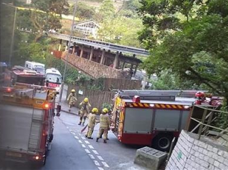 Helicopter crashes in Hong Kong, at least 1 dead