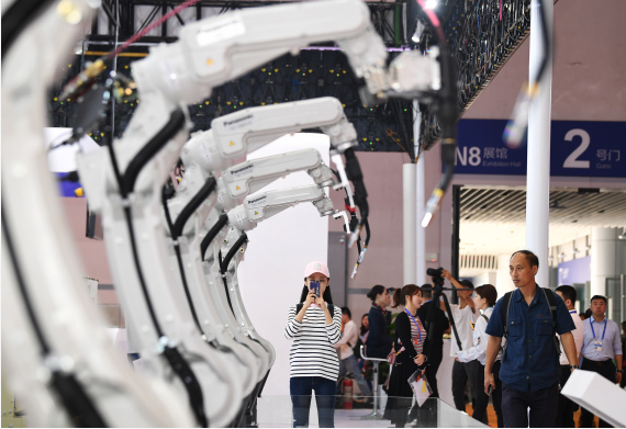 West China trade fair concludes with record deals