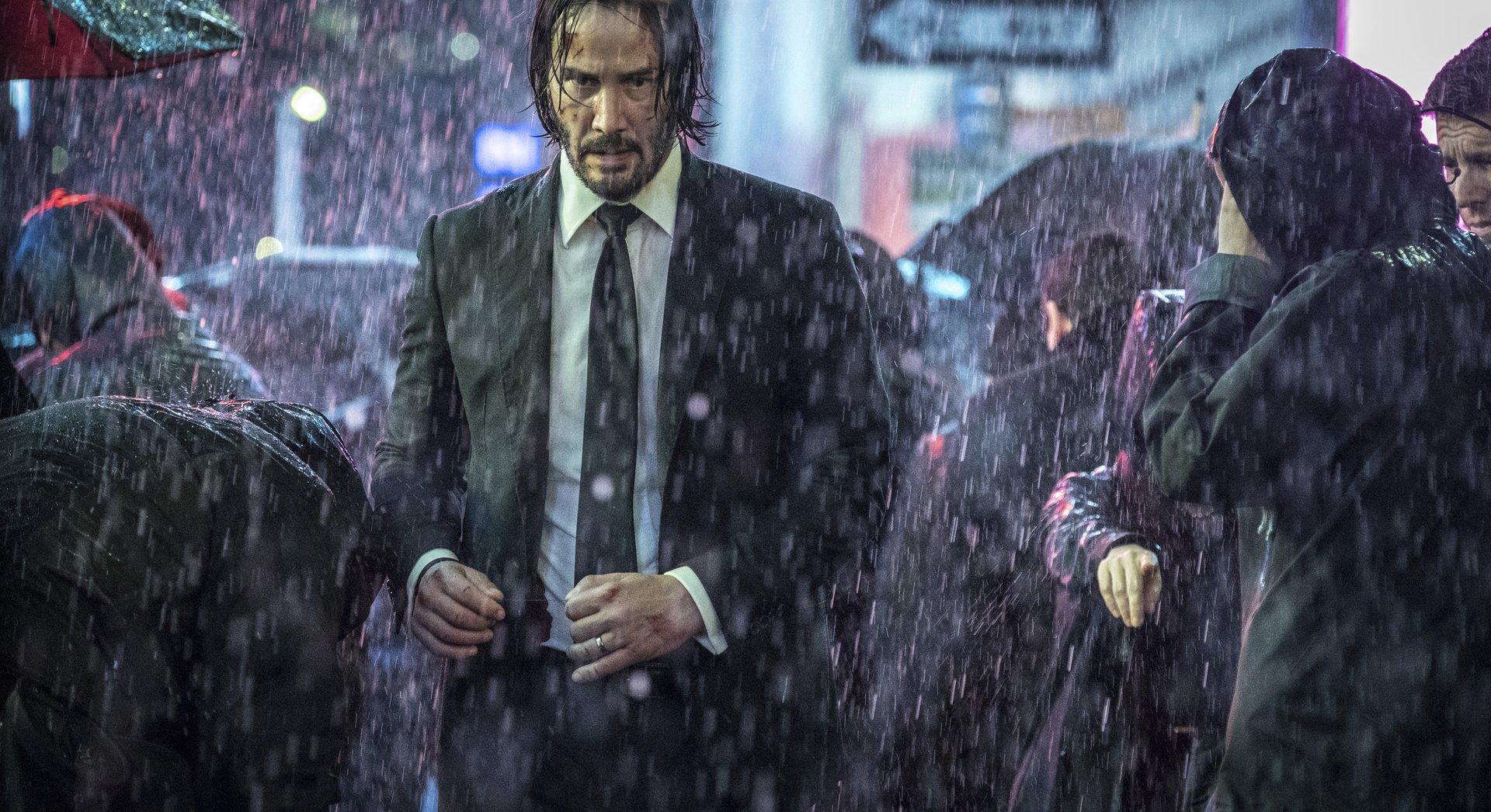 Keanu Reeves 'John Wick 3' dethrones 'Avengers: Endgame' with $57 million
