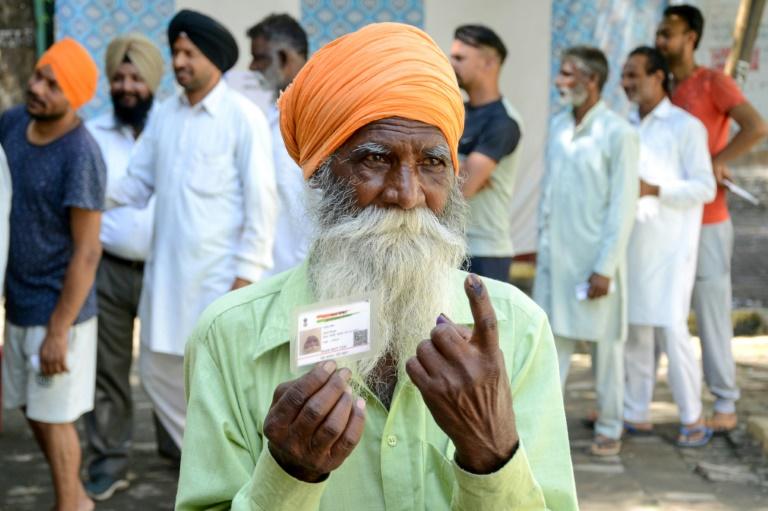 India's marathon vote ends, Modi on tenterhooks over second term