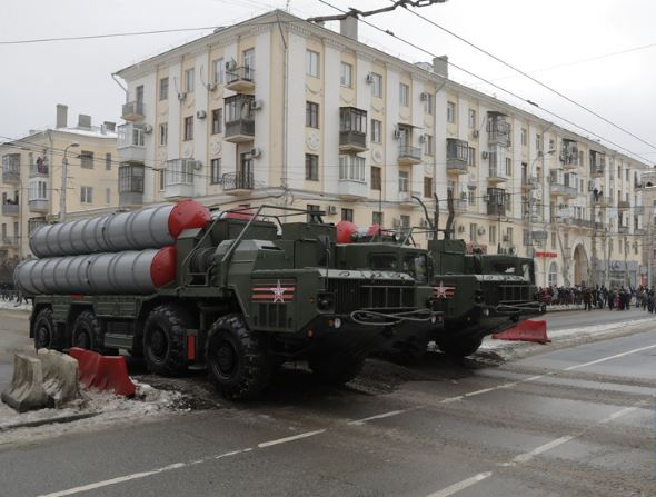 Turkey, Russia to discuss joint production of S-500 defense systems