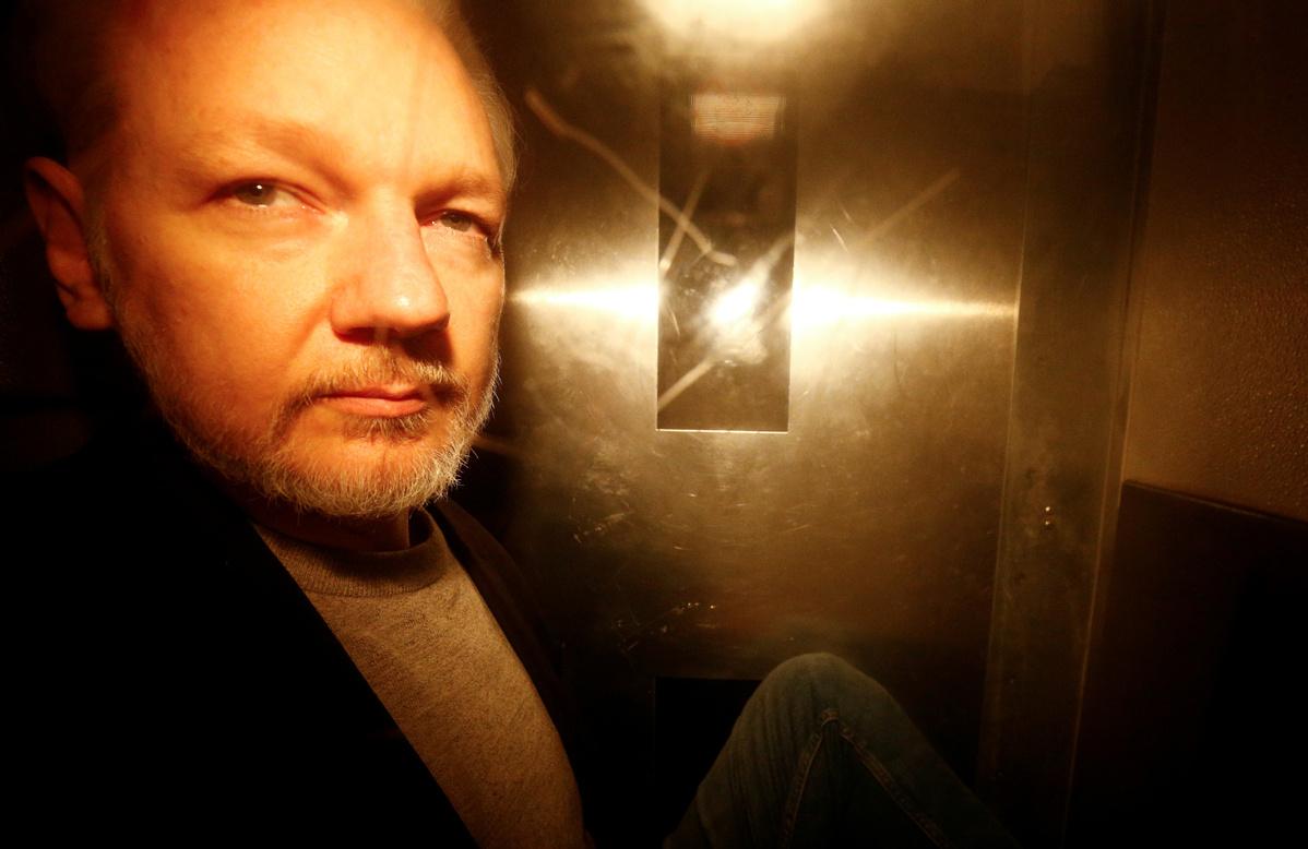 Swedish prosecutors file request for Assange's detention over rape inquiry