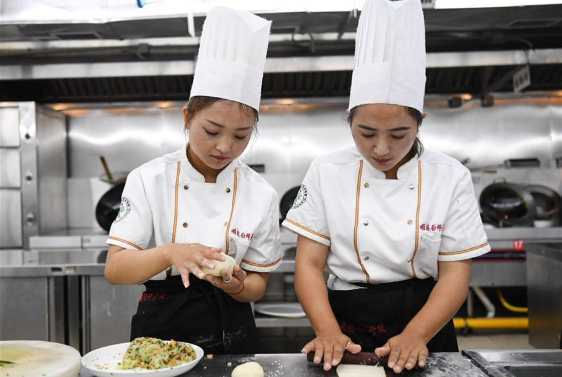 Cantonese cuisine fires up poverty alleviation opportunities