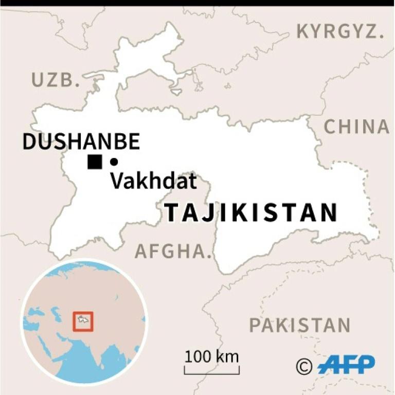 Thirty-two dead in Tajikistan prison riot