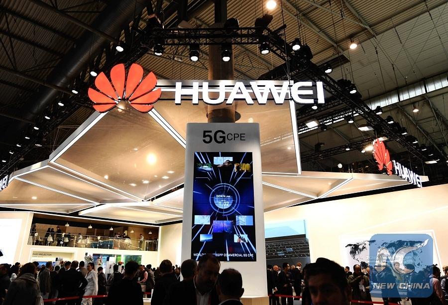 Europe's scrutiny results prove Huawei 'innocent': China FM spokesperson