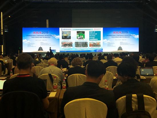 Nuclear data conference opens in Beijing