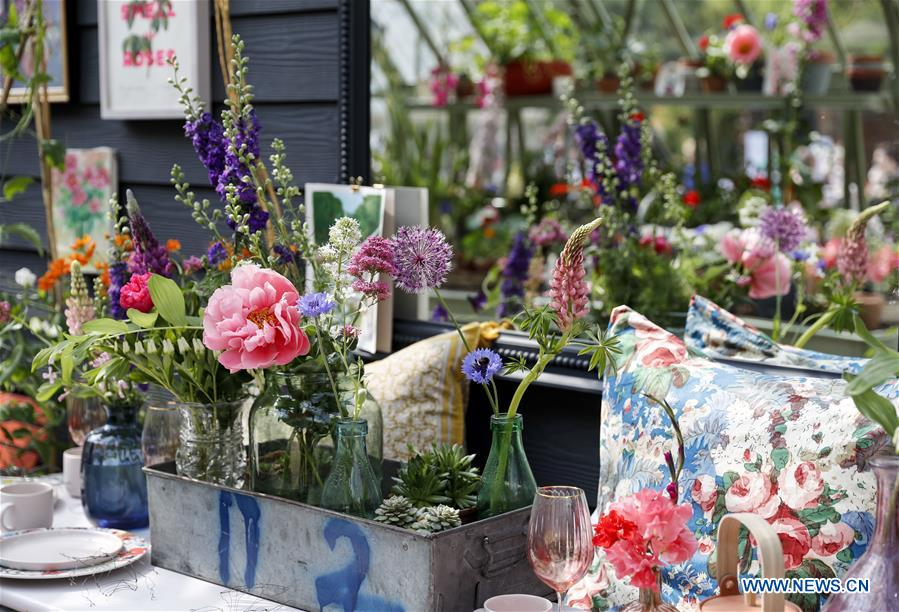 Annual RHS Chelsea Flower Show to open in London