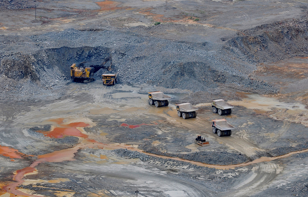Rare-earth shares surge following top leader visit, sparking market expectations for policy support