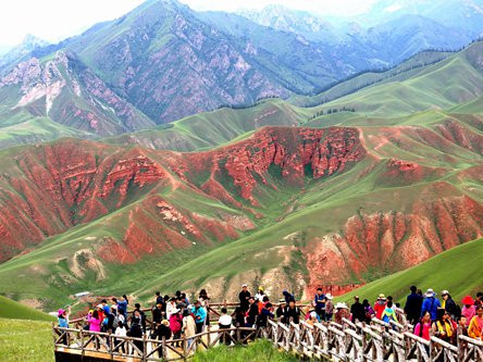Qinghai Province introduces itself to Bulgaria