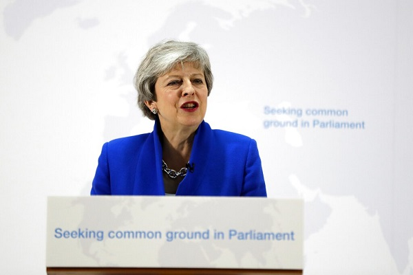 New Brexit deal is 'last chance' to end deadlock: British PM