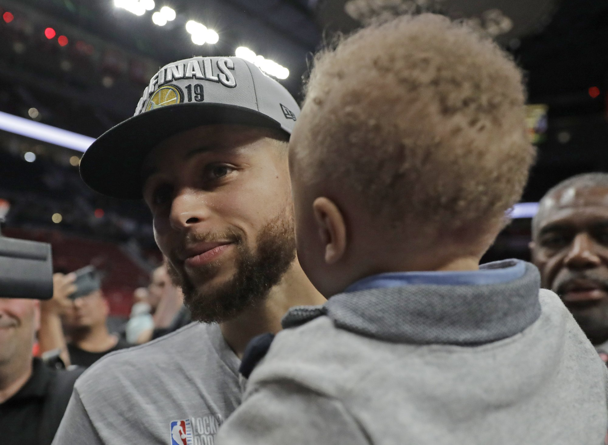 Warriors get another long break before NBA Finals