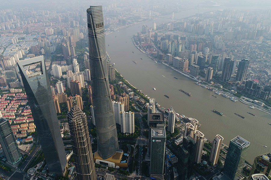 Shanghai building China's first pilot zone for AI application