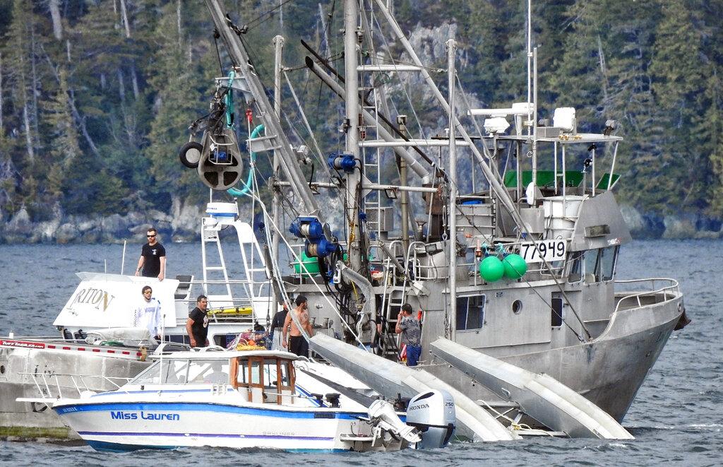 FAA: Alaska air carrier suspends operations after 2nd crash