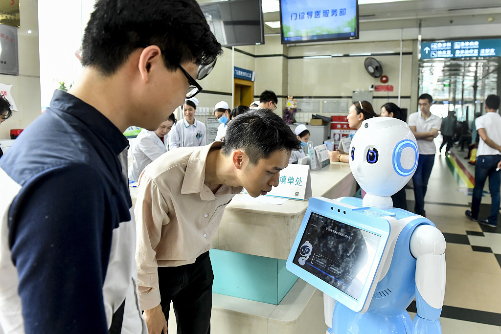 How has cutting-edge tech changed China's healthcare sector?