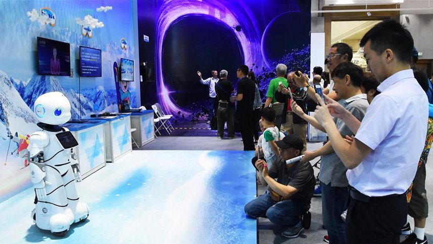 National Science and Technology Week: Chinese tech extravaganza
