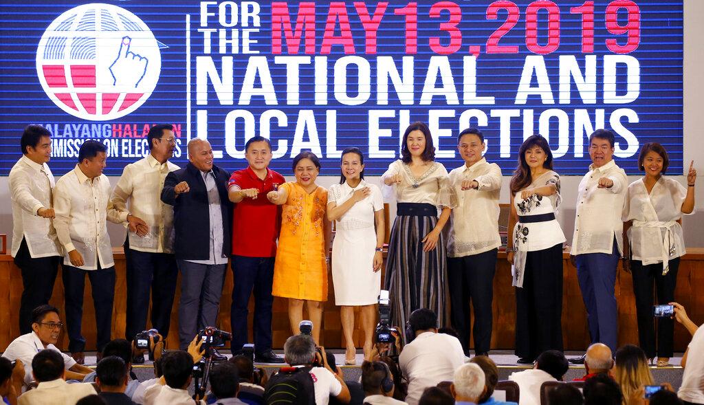 Filipinos vote for Duterte's allies in Philippine Senate, shut out opposition