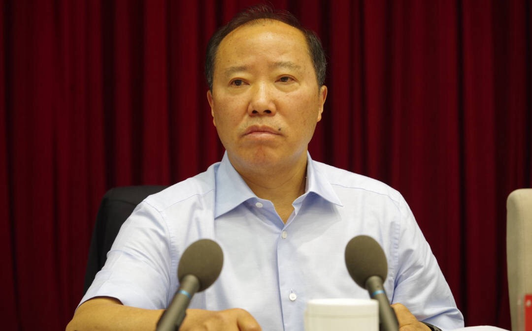 Former chairman of Kweichow Moutai dismissed from public office, expelled from Party