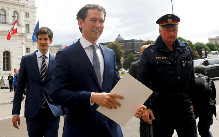 Austrian chancellor set to face confidence vote next week