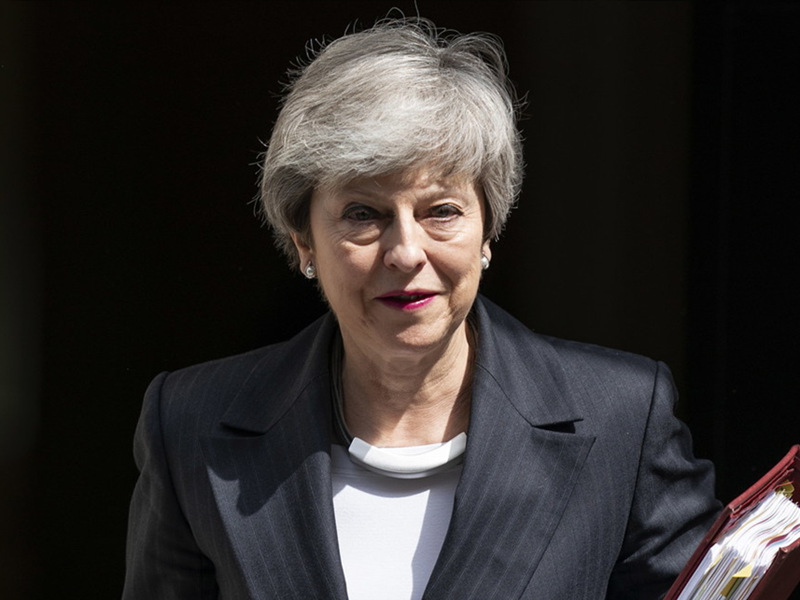 May's new Brexit proposals fail to impress British MPs
