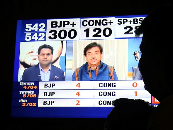Seven factors to watch as India's election results revealed