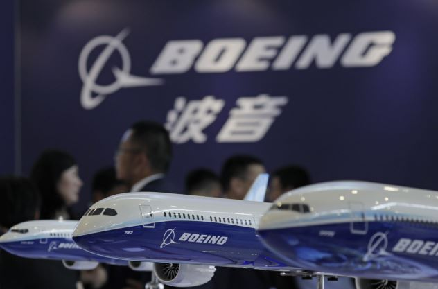 Three more airlines claim compensation for Boeing 737 Max grounding