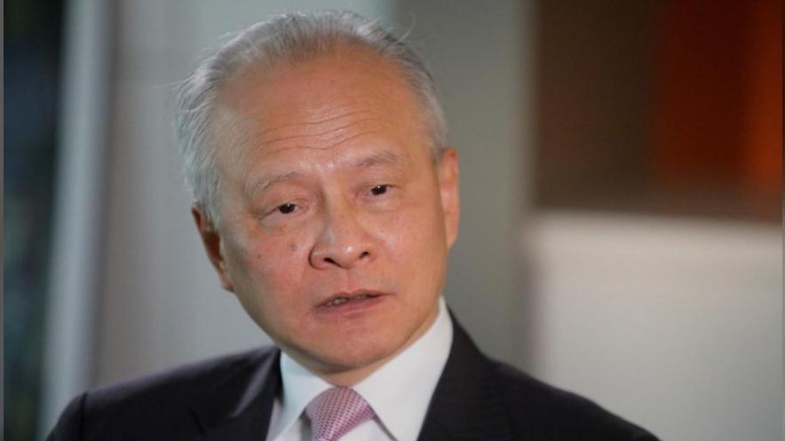 China's door is still open for US trade talks: ambassador