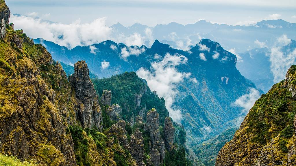 A tour of China's 'forest oxygen bars' – Shennongjia National Park