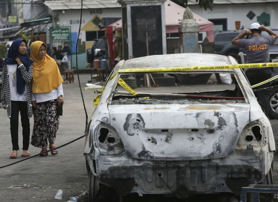 Indonesia arrests 257 rioters involved in violent election demonstrations