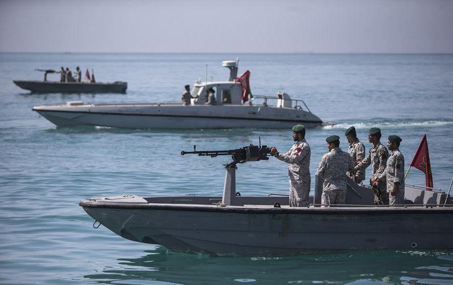 Iran asserts full control on north of Strait of Hormuz