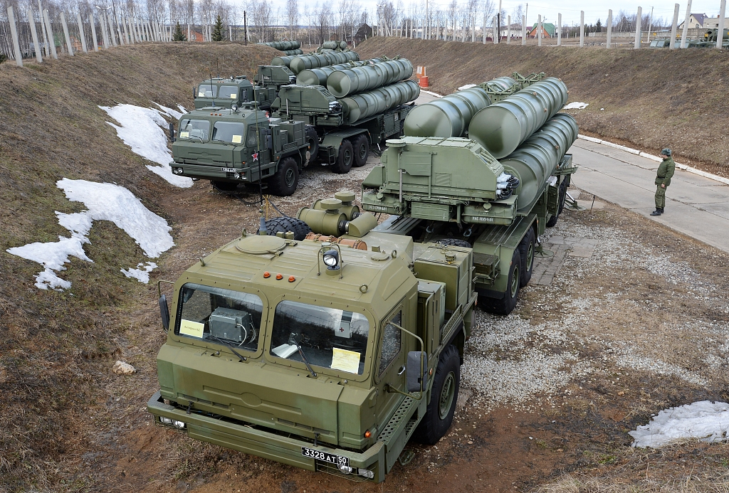 Turkey sends military personnel to Russia for S-400 training: minister