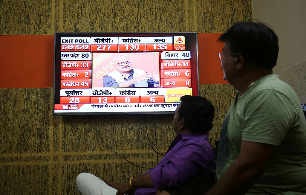 Counting begins in India's mega-election