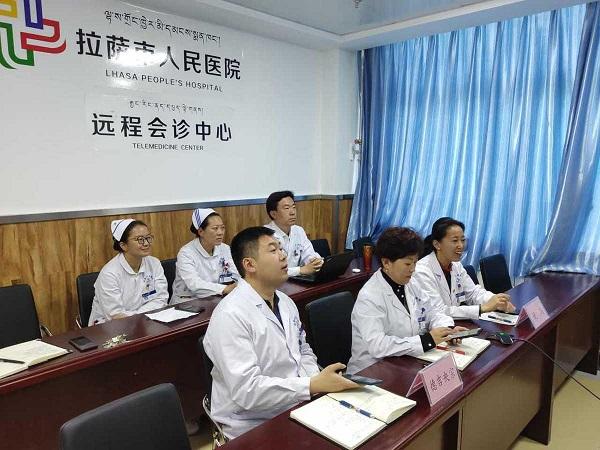 Tibet sees progress in health sector