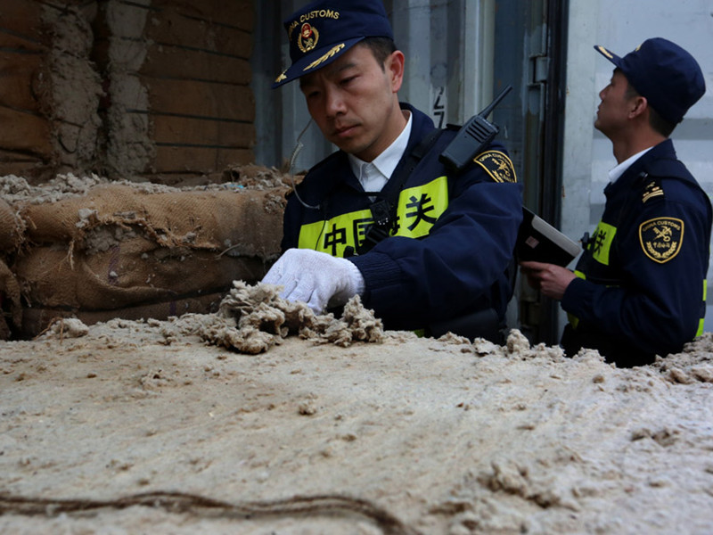 Chinese customs sends back 700 tons of waste