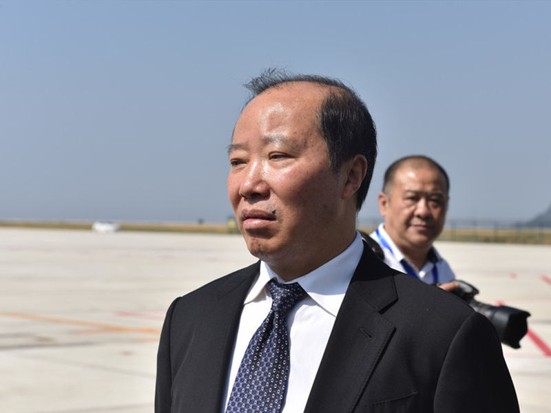Former chairman of Kweichow Moutai Group arrested for bribery