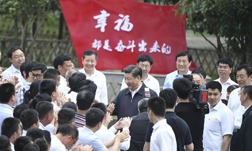 Xi: Another Long March begins