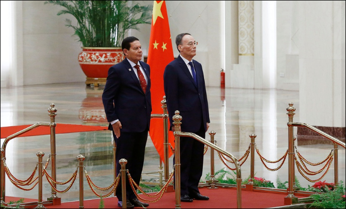 China invites Brazil to take part in its second import expo
