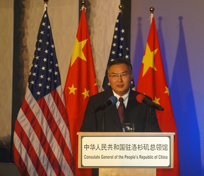 China-California business forum to further boost cooperation, says diplomat