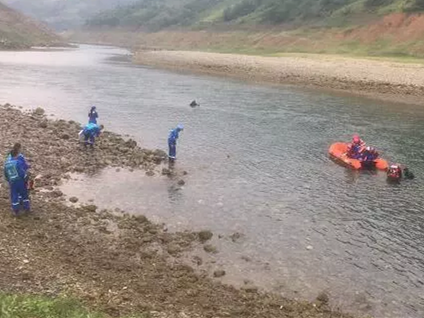 Boat accident leaves 10 dead, 8 missing in southwest China