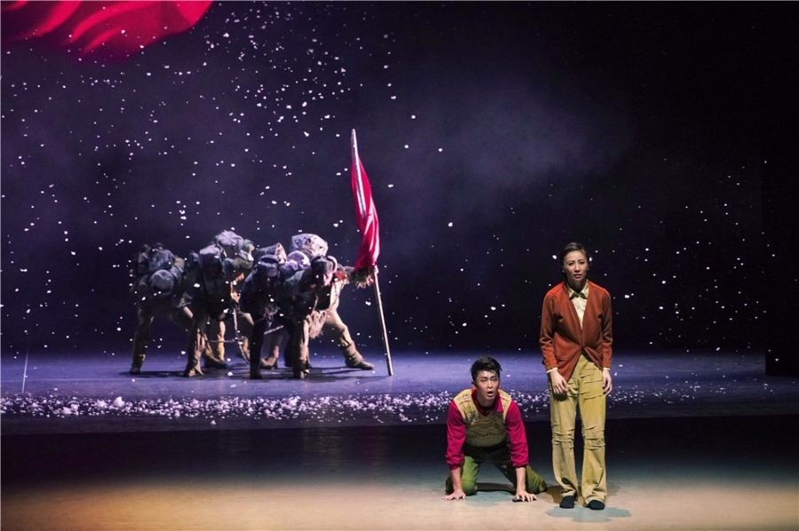 Beijing dance production to compete for Wenhua Award