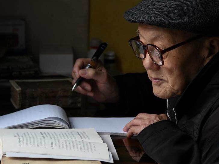 Xi stresses carrying forward spirit of dedication of veteran war hero