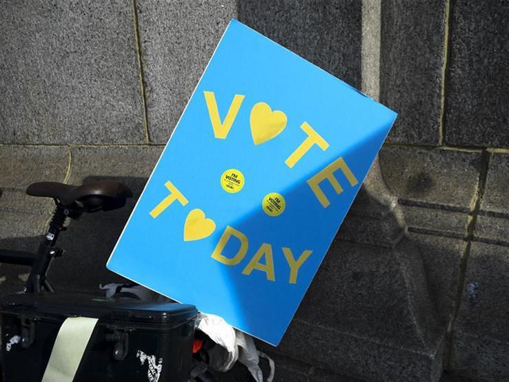 EU parliament elections take place across Britain