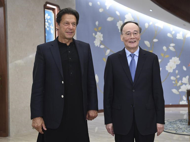 Chinese Vice President to visit Pakistan, Netherlands, Germany