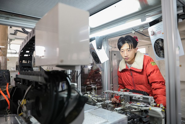 China to launch vocational training for workers