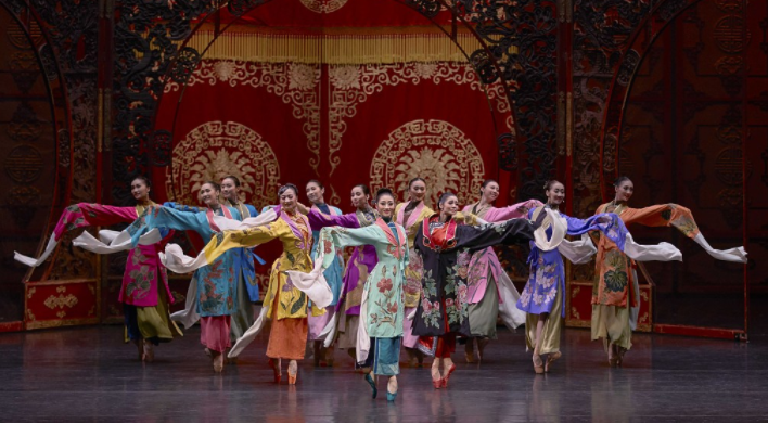 Ballet in Brasilia: National Ballet of China tours South America's largest country